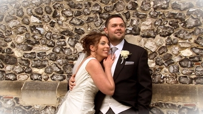 Bethany and Alex at Nutfield Priory