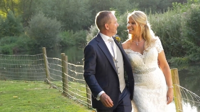 Carly & Paul at De Vere Oxford Thames