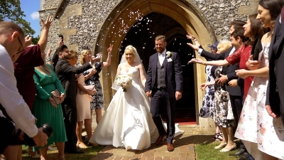 Joseph & Emily at Knowle Country House