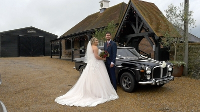Tamarra & Matthew at the Blackstock Estate
